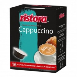 16 CAPPUCCINO CAPSULE...
